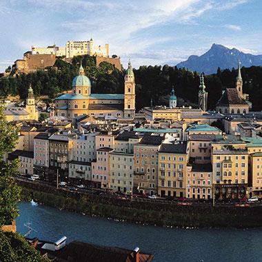 Salzburg ist immer einen Besuch wert!